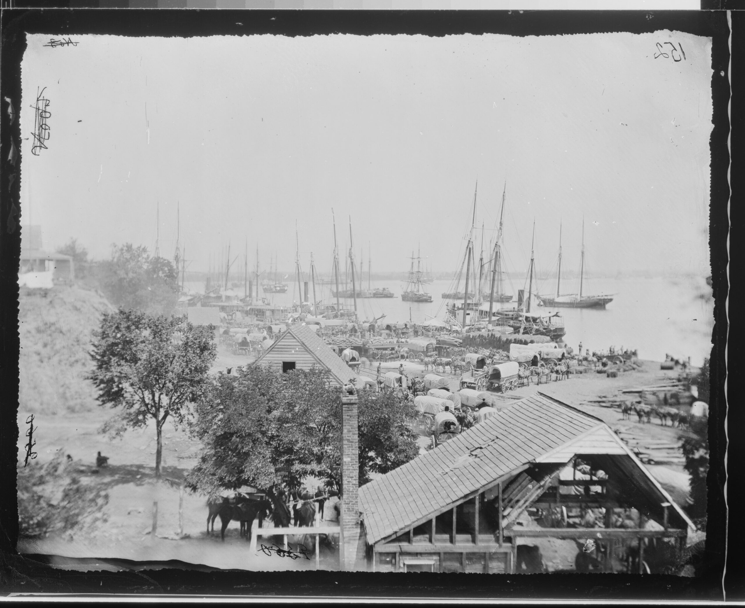 City Point During the War
