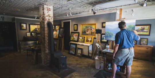Ed Hatch Fine Art Studio