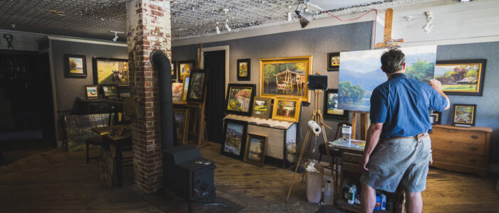 Ed Hatch Fine Art Studio