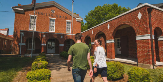 Prince George Regional Heritage Center