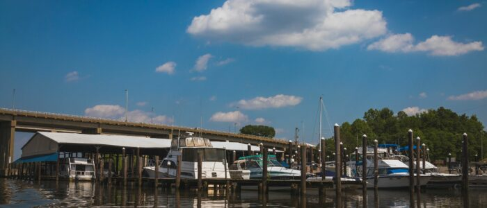 Hopewell Marina Cover