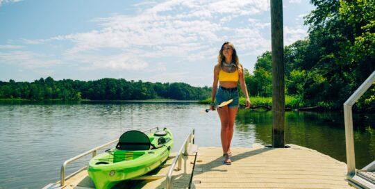 Taylor Kayak