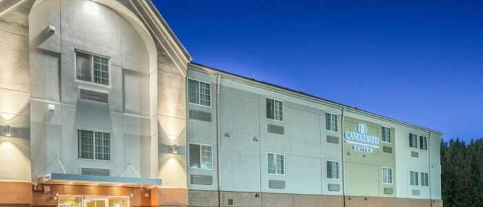 Candlewood Suites Fort Lee Cover