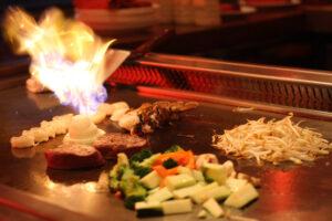 Kanpai Japanese Steakhouse