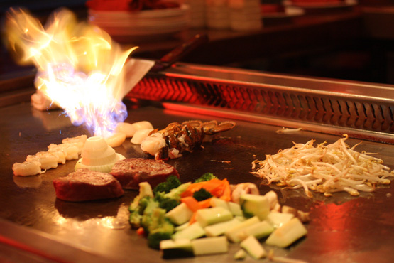 Kanpai Japanese Steakhouse