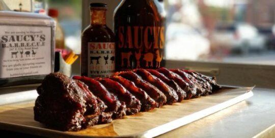 Saucy's BBQ
