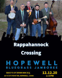Hopewell Bluegrass Jamboree