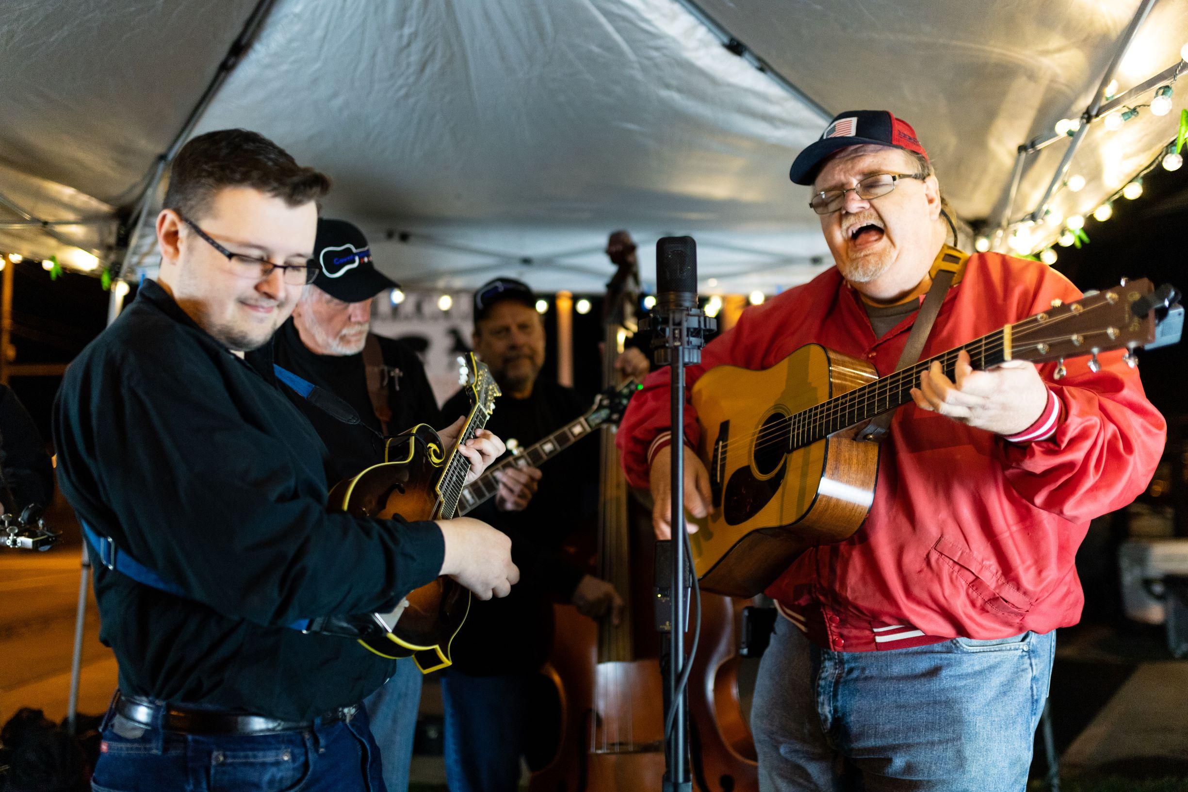 Hopewell Bluegrass Jamboree