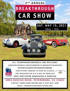 2nd Annual Breakthrough Car Show