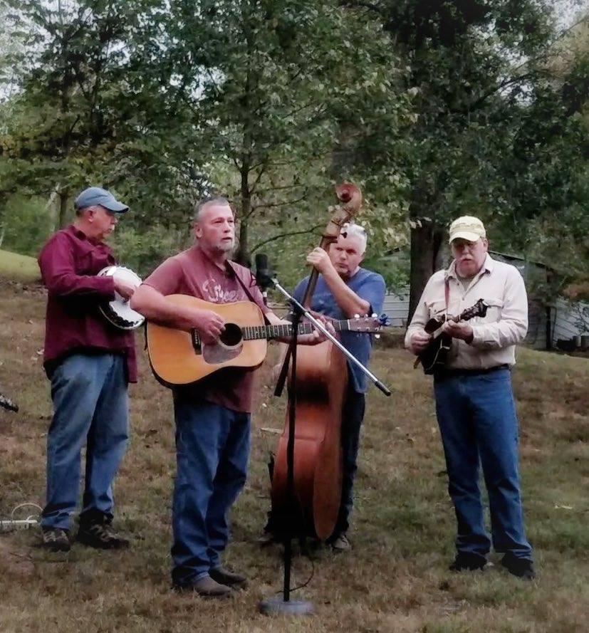 Schuyler Bluegrass Band
